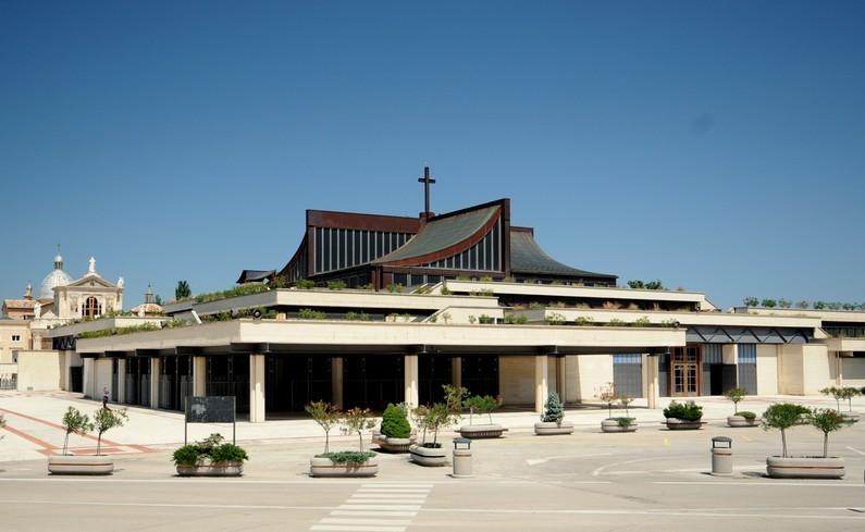 nuovo santuario di san gabriele