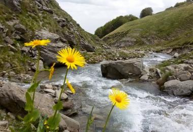 Le sorgenti del Tordino e il rifugio della Fiumata