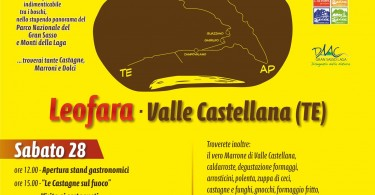 38esima Festa della Castagna