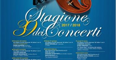 39esima Stagione dei Concerti La Riccitelli
