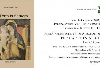 Per l'arte in Abruzzo