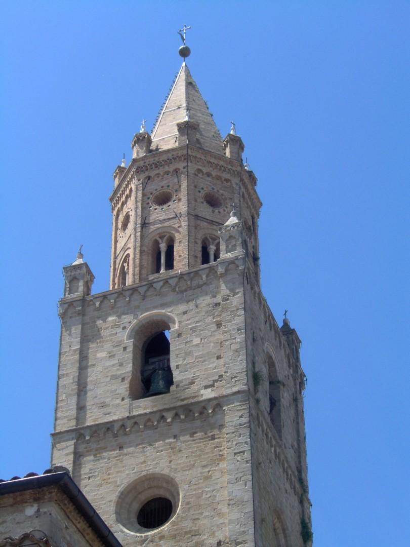 campanile cattedrale di Atri