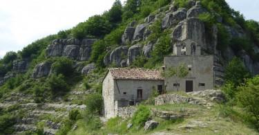 Santa Maria della Tibia - crognaleto