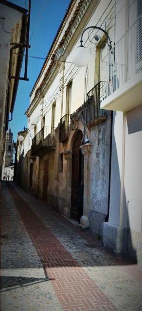Palazzo Mezzopreti Montepagano Roseto