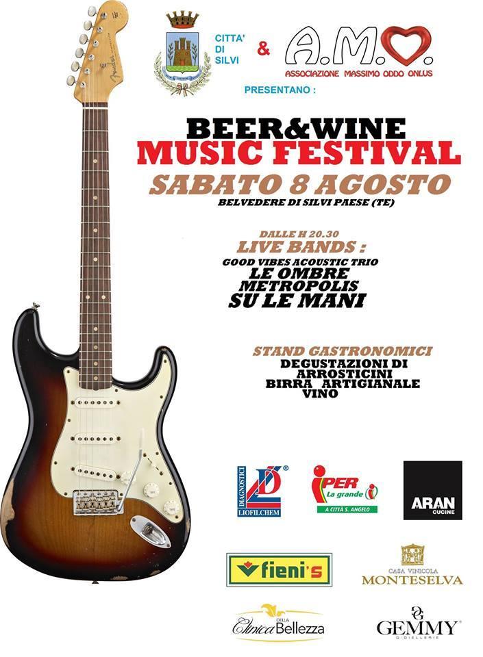 Beer&Wine festival