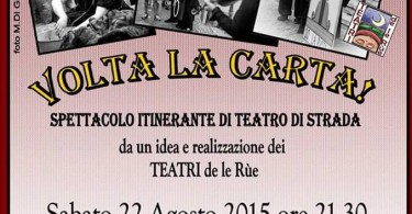Teatri de le Rùe a Fano Adriano