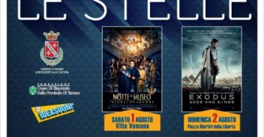 cona cinema sotto le stelle
