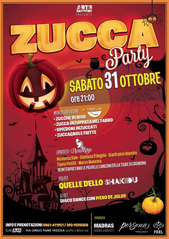 Zucca Party