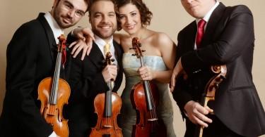 quartetto d'archi fauves
