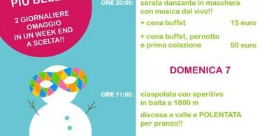 Carnevale a Prato Selva
