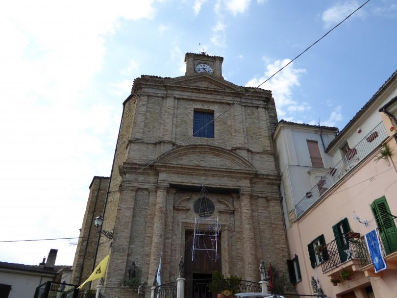 Chiesa San Donato Castiglione M.R.