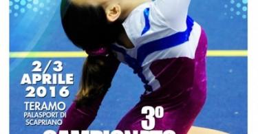 3° campionato regionale di ginnastica artistica
