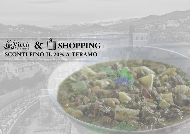 le Virtù teramane e shopping