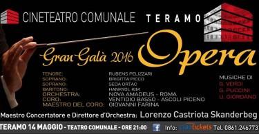 Gran Galà 2016 Opera