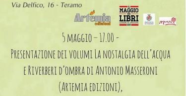 Presentazione dei libri di Antonio Masseroni