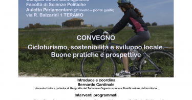 cicloturismo, sostenibilità e sviluppo locale