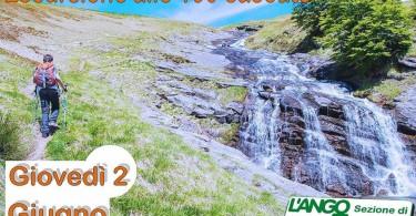 escursione alle 100 cascate