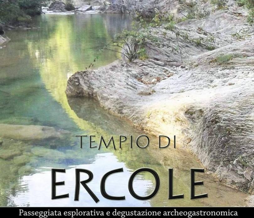 passeggiata esplorativa al Tempio di Ercole