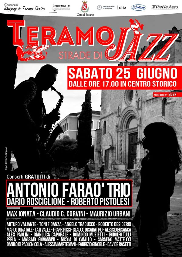 Teramo strade di jazz