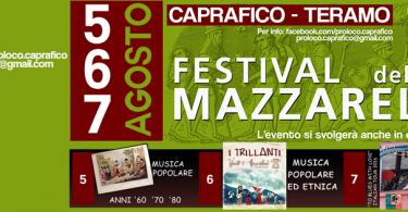 festival della mazzarella