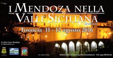 i Mendoza nella Valle Siciliana