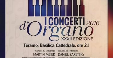 concerti d'organo