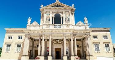 Le feste al Santuario di San Gabriele dell'Addolorata