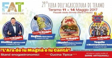 Concerti della 29° Fiera dell'Agricoltura