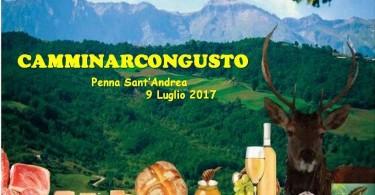 Camminarcongusto-9-luglio-2017-Penna-Sant-Andrea