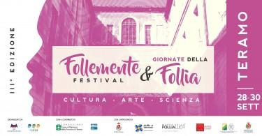 FolleMente Festival & Giornate delle Follia 2017