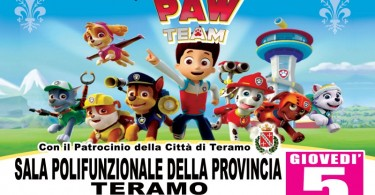 Paw Team