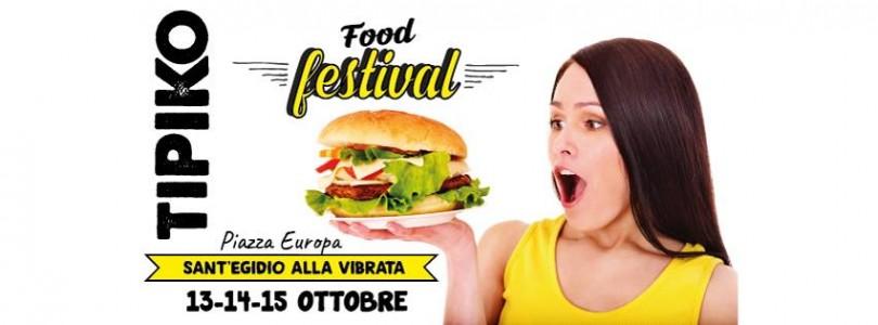 Tipiko Food Festival