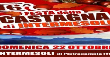 16esima Festa della Castagna di Intermesoli