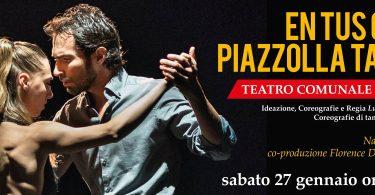 En tus ojos Piazzolla Tango