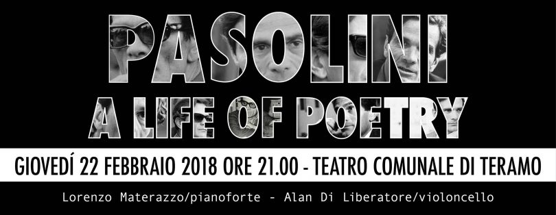 Pasolini a life of poetry