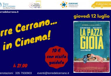 Torre Cerrano in Cinema! La Pazza Gioia